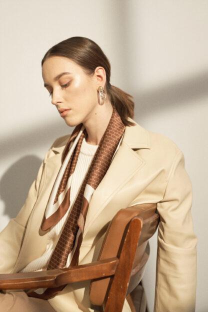 sine silk brown